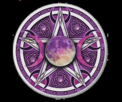 Фазы луны и лунные божества